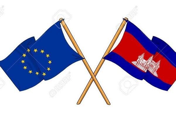 欧盟继续支持和巩固与柬埔寨的合作关系 hinh anh 1