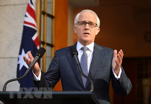 澳大利亚承诺同东盟加强合作 hinh anh 1
