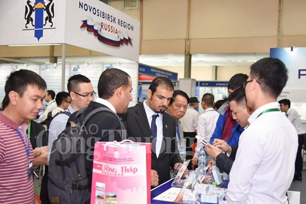 越南国际贸易博览会:加强地区乃至国际经济一体化 hinh anh 1