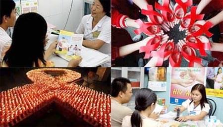 """越南开展""""2018-2020 阶段抗击艾滋病全球基金""""项目 hinh anh 1"""
