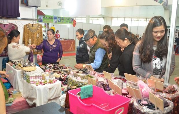 泰国产品周活动在海防市举行 hinh anh 2