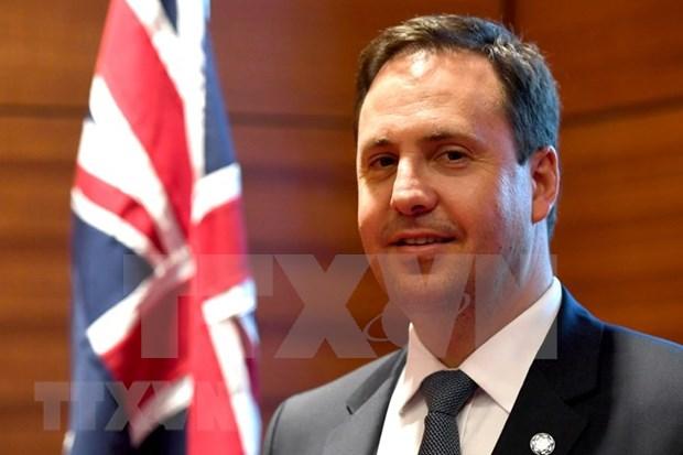澳大利亚贸易、旅游和投资部长西奥博:欢迎澳大利亚企业掌握东盟带来的机会 hinh anh 1