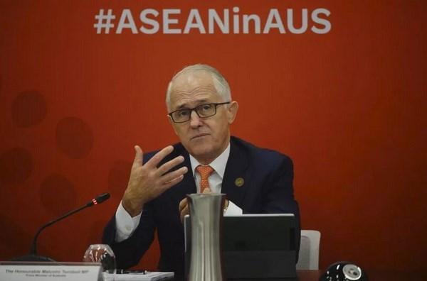 """澳大利亚为东盟""""智慧城市""""项目提供资助 hinh anh 1"""