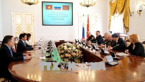 俄罗斯欢迎越南中小型企业前来投资 hinh anh 1