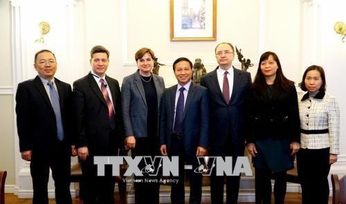 俄罗斯欢迎越南中小型企业前来投资 hinh anh 2