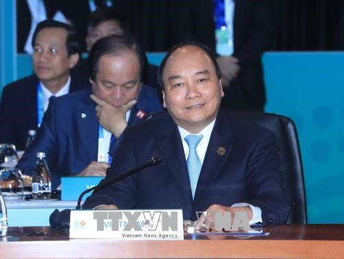 东盟—澳大利亚特别峰会: 越南政府总理阮春福高度评价双方良好关系 hinh anh 3