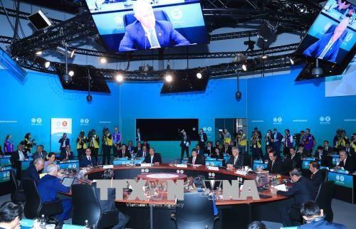 东盟—澳大利亚特别峰会: 越南政府总理阮春福高度评价双方良好关系 hinh anh 2