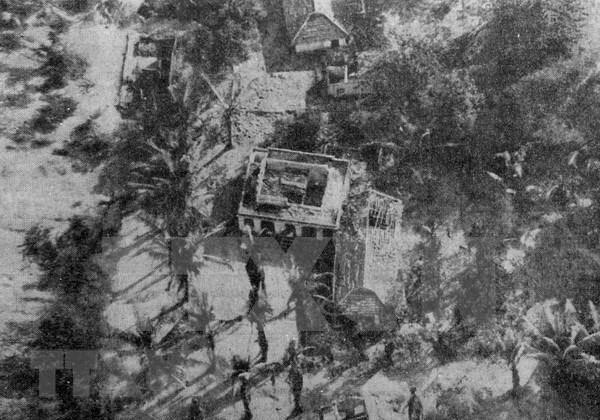 山美大屠杀50周年纪念活动在美国举行 hinh anh 1