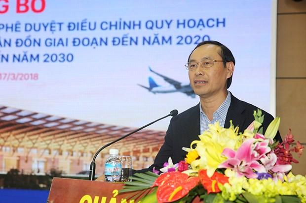 广宁省公布云屯国际航空港规划调整决定 hinh anh 1
