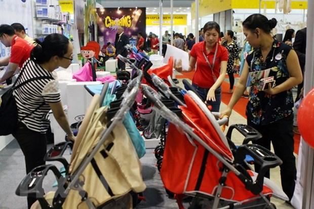越南将成为韩国的第二大出口市场 hinh anh 1