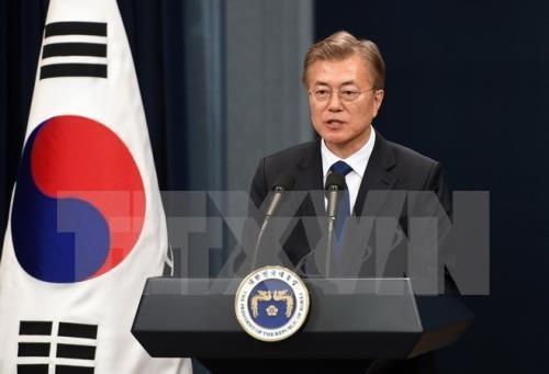 韩国与越南乃至东南亚加强贸易合作 hinh anh 1