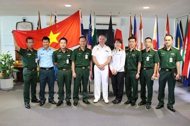 """澳大利亚向东盟各成员国提供""""战略研究硕士""""奖学金 hinh anh 1"""