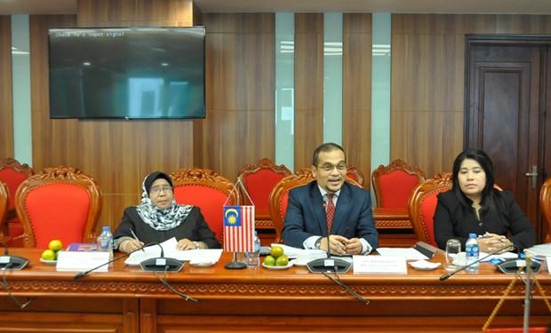 马来西亚将为越南国家审计署成功举行亚洲审计组织第14届大会提供大力支持 hinh anh 2