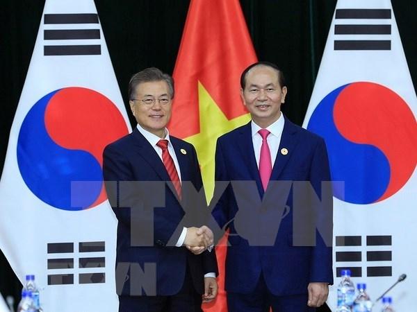 """韩国媒体:越南在韩国""""新南方政策""""中扮演着重要角色 hinh anh 1"""