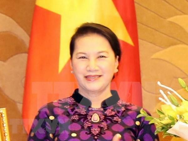 越南国会主席阮氏金银即将出席IPU-138并对荷兰进行正式访问 hinh anh 1