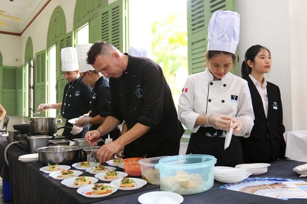 """""""好味法兰西""""国际美食活动在胡志明市举行 hinh anh 2"""