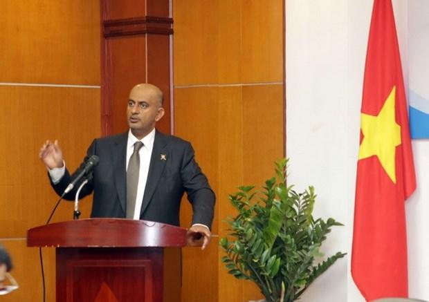 促进越南与阿曼之间的贸易关系 hinh anh 1
