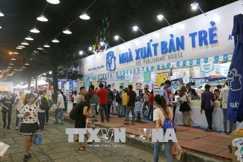 胡志明市图书节——弘扬大众阅读文化 hinh anh 1