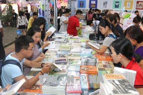 胡志明市图书节——弘扬大众阅读文化 hinh anh 2
