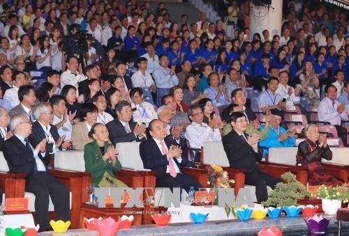 政府总理阮春福:会安需力争成为地区乃至世界一流旅游古城 hinh anh 1
