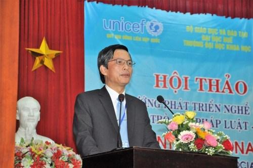 越南社会工作发展方向研讨会在顺化市举行 hinh anh 2