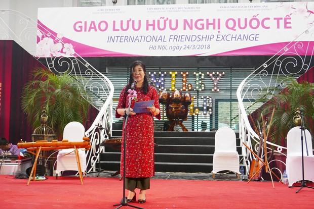 向国际组织代表和各国大使介绍河内文化和名胜古迹 hinh anh 1