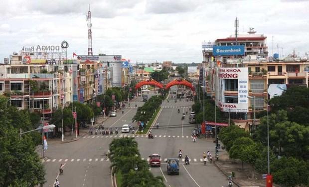 隆安省为企业营造平等竞争的经营环境 hinh anh 1