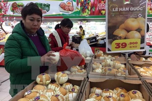 2017年韩国中小型企业对越出口猛增 hinh anh 1