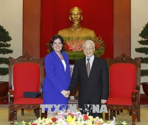 古巴驻越特命全权大使:继续维护古越两国特殊团结与友谊 hinh anh 1