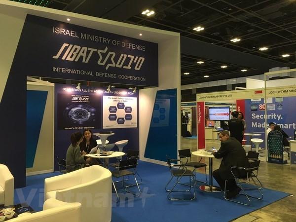 2018年亚洲网络科技会议在新加坡举行 hinh anh 1
