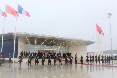 阮富仲总书记结束对法国进行正式访问 赴古巴进行国事访问 hinh anh 1