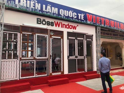 2018越南河内市国际建材展吸引500家企业参展 hinh anh 1