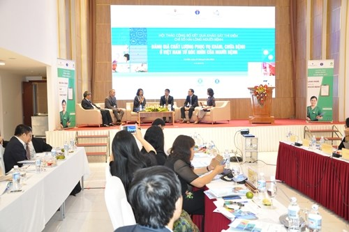 越南公立医疗机构患者满意度达80% hinh anh 1