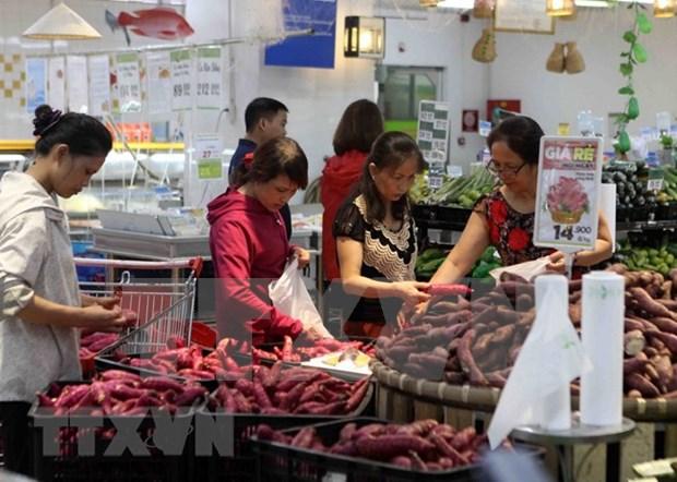 2018年3月河内市与胡志明市消费价格指数环比下降 hinh anh 2