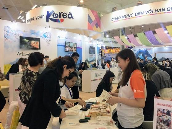 2018年越南国际旅游展将出售4万张特价机票 hinh anh 2