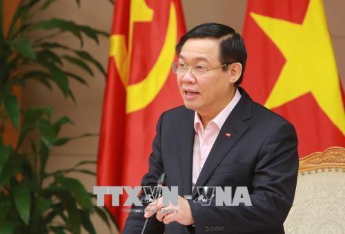 王廷惠:加强越南银行系统对世界货币政策变化的抵御能力 hinh anh 2