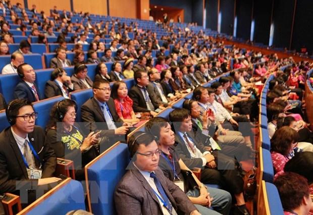 大湄公河次区域商务理事会扩大会议正式开幕 hinh anh 2