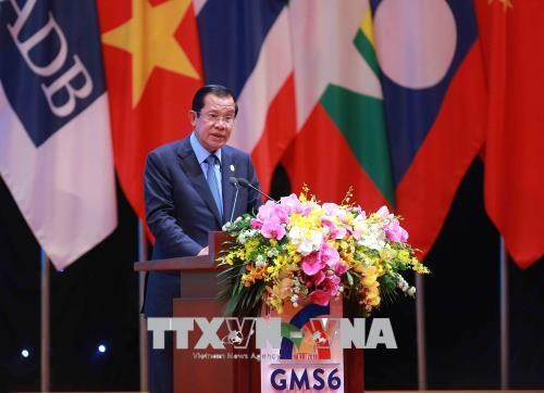 大湄公河次区域合作第六次领导人会议全体会议在河内召开 hinh anh 2