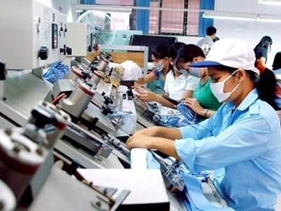 2018年第一季度越南全国吸引外资达58亿美元 hinh anh 1