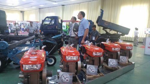 越南制造的农业机械颇受孟加拉国消费者的青睐 hinh anh 1