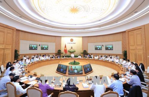 政府总理阮春福:力争实现2018年经济增长达6.7% hinh anh 1