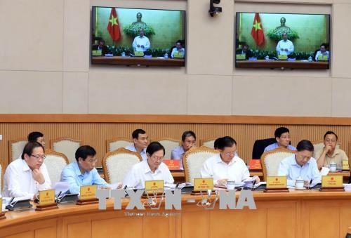政府总理阮春福:力争实现2018年经济增长达6.7% hinh anh 3