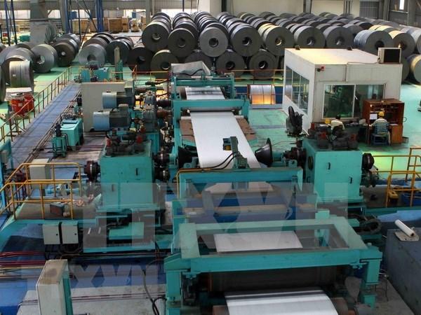 欧委会对来自越南的钢铁产品展开贸易防卫措施调查 hinh anh 1