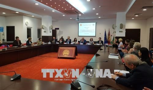 保加利亚支持《越南与欧盟自由贸易协定》 hinh anh 1