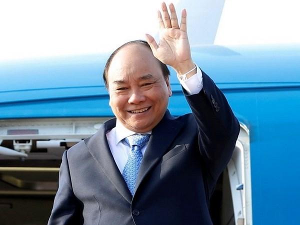 阮春福出席湄公河委员会第三届峰会: 大力推动湄公河可持续发展合作 hinh anh 1