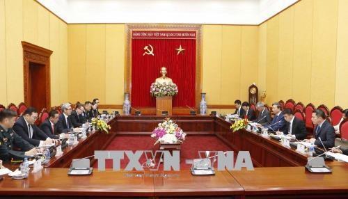越南与蒙古加强预防和打击犯罪领域的合作 hinh anh 2
