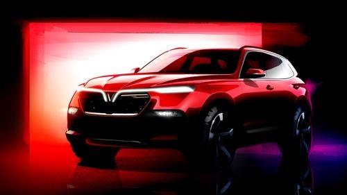 VinFast的两款Sedan和SUV车型获得外观设计专利证书 hinh anh 2
