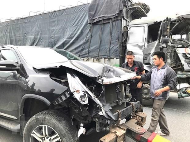 84.7%的道路交通事故由男士引起 hinh anh 1