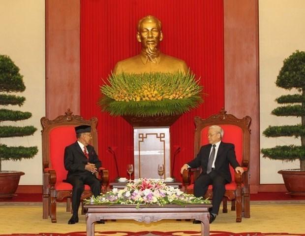 越南驻马来西亚大使:越马两国关系向深度和广度发展 hinh anh 1
