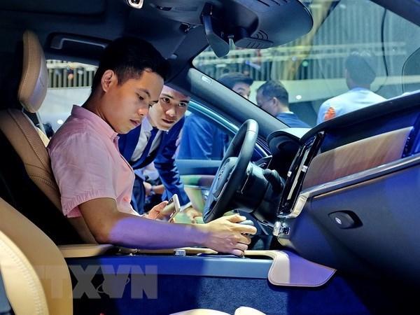 英国专家:越南消费者的汽车需求量大幅增长 hinh anh 1